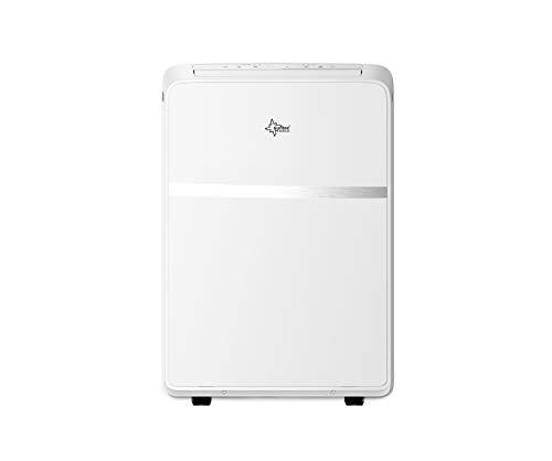 SUNTEC Mobiles lokales Klimagerät Advance 12.0 Eco R290 | für Räume bis 60 m2 | inkl. Abluftschlauch | Kühler und Entfeuchter mit ökologischem Kühlmittel R290 | 12.000 BTU/h