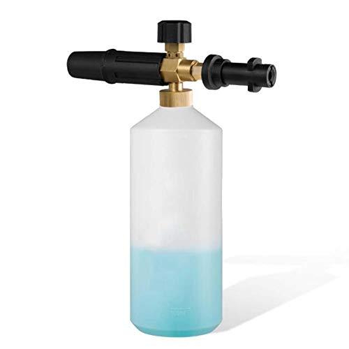 LAY Hochdruck-Autowaschschaumtopf-Schneeschaumgenerator Autowaschwassersprühgerät alle kupferne kACHER K2-K7-Schaumtopf-Sprinkler-Karcher K-Serie