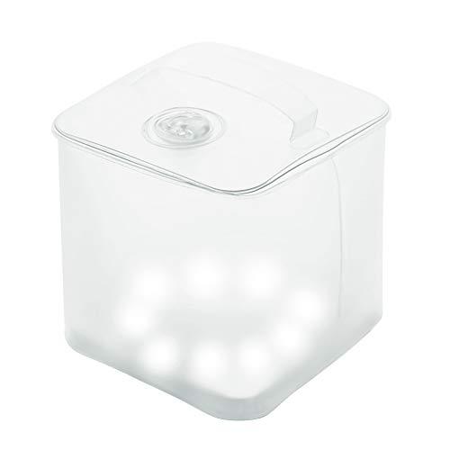 Brilex Für Größere Ansicht Maus über Das Bild Ziehen LED Laterne Kampierende Laterne mit 4 Beleuchtungs-Modi, IP67 Imprägniern Niveaus, Angetriebene Aufblasbare Solarlaterne, Super Helles