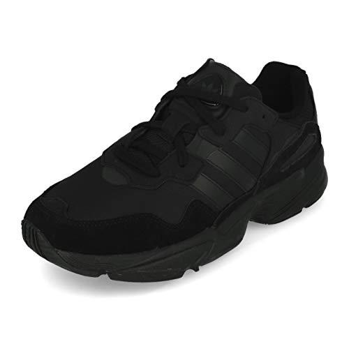 adidas Herren Yung-96 Fitnessschuhe, Schwarz (Negbás/Negbás/Carbon 000), 44 2/3 EU