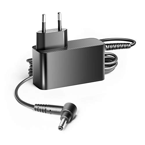 KFD Ladegerät Netzteil 30V Ladekabel für Dyson Cyclone V10 V11 SV12 Absolute Absolute+ Motorhead Fluffy Beutel- kabelloser-/Handstaubsauger, Animal Lightweight Cordless Stick Vacuum Cleaner 180846-01
