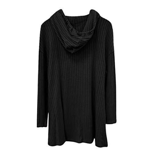 UYSDF Mode Hoodies Sweatshirt Lose Beiläufig Pullover Stricken Sweatshirt 2019