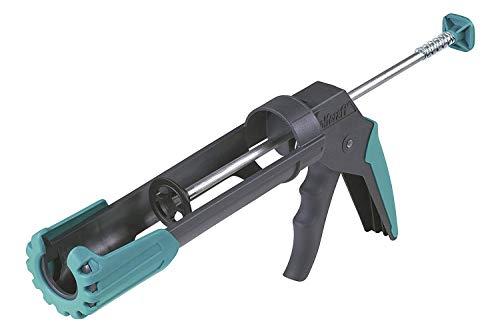 wolfcraft 1 MG 200 mechanische Kartuschenpresse 4352000   Ergonomische Kartuschenpistole mit gummiertem Handgriff & drehbarer Griffhülse   Für 310 ml Kartuschen geeignet