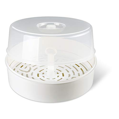 reer Micro-Vapomat Vaporisator, Dampf-Sterilisator für die Mikrowelle