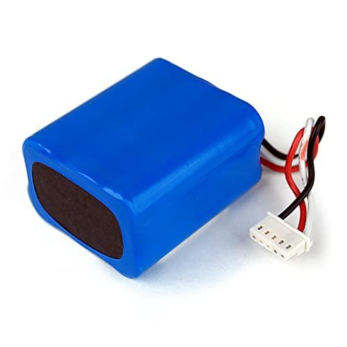 iRobot Originalteile – Akku für die Serie Braava 380 – 2.000 mAh – Nur mit der Serie Braava 380 kompatibel – Blau