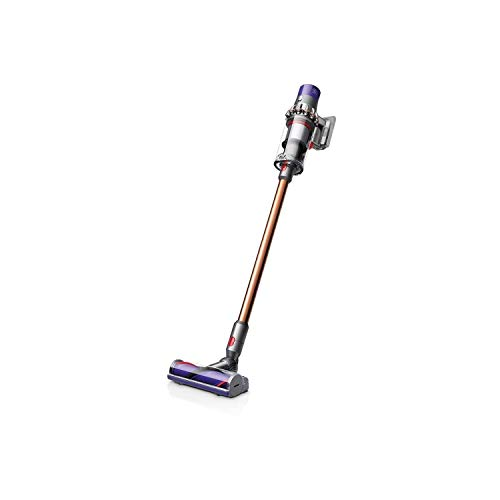 Dyson DYS-5036372, Cyclone V10 Absolute, Schwarz/Silber/Gold