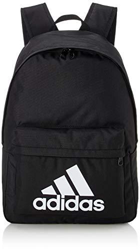 adidas Herren Rucksack Classic Badge Of Sport, Black/White, One Size, FS8332