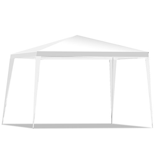 CASART 3 x 3 m Outdoor Zelt Party Hochzeit Baldachin Shelter Pavillon Garten