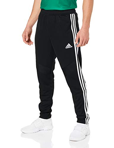 adidas Herren TIRO19 TR PNT Sport Trousers, Black/White, L