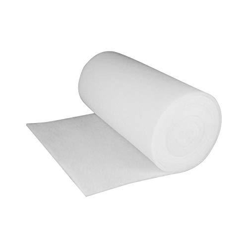 Klimaanlagenfilter 100 cm x 100 cm, Klimaanlage Aktivkohlereiniger Gewebe Rollenvorfilter Adsorptionsgewebe - Passgenau