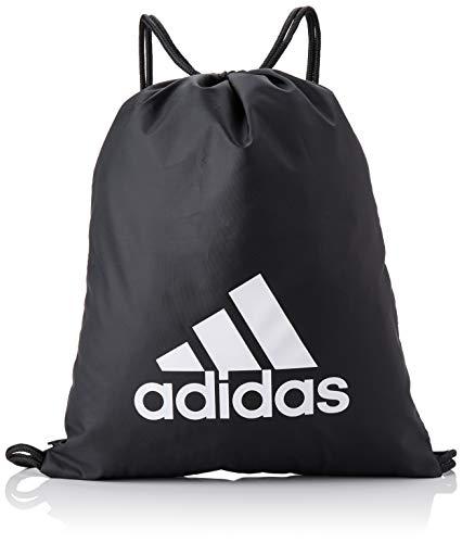 adidas TIRO GB, Unisex-Erwachsene Rucksack, Schwarz (Negro/Blanco), 24x15x45 cm (W x H L)