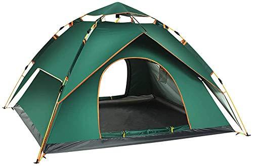 XINTONGSPP Neue Zelt 3-4 Personen Sturm Camping-Zelt im Freien doppelte verdickte Automatische Zelt to Resist