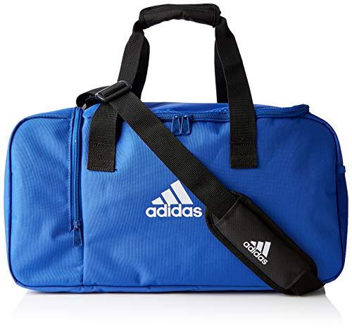 adidas TIRO DU S, Unisex-Erwachsene Rucksack, Blau (Azufue/Blanco), 24x15x45 cm (W x H L)