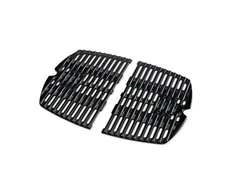 Weber Grillrost Q 1000/100-serien, schwarz, 30 x 4,4 x 44,2 cm, 7644
