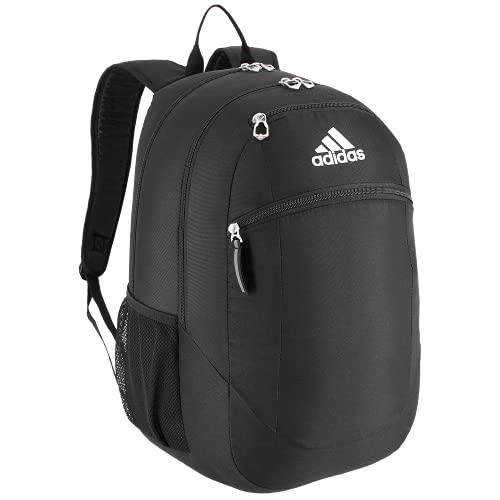 adidas Striker II Team Rucksack, Unisex-Erwachsene, schwarz / weiß, Einheitsgröße