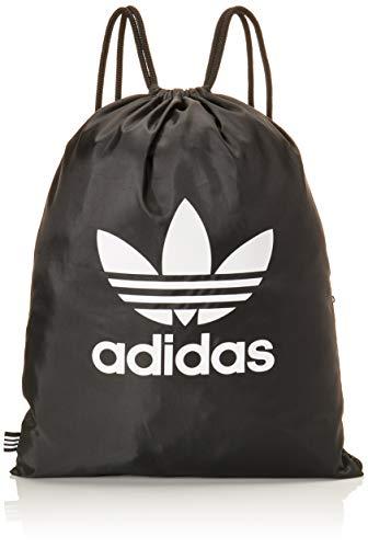 adidas Trefoil Sportbeutel, Black, One Size
