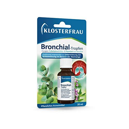 Klosterfrau Bronchial-Tropfen/Zur Unterstützung der Schleimlösung im Bereich der Atemwege