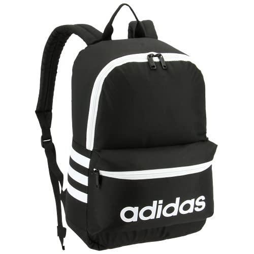 adidas Unisex-Kinder 978479 Classic 3S, Rucksack, schwarz/weiß, OSFA
