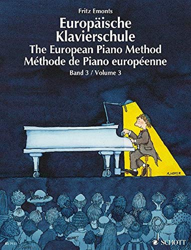 Europäische Klavierschule, Bd.3