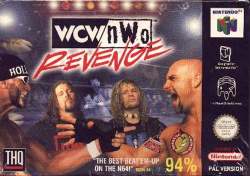 WCWnWO Revenge - Nintendo 64 - PAL