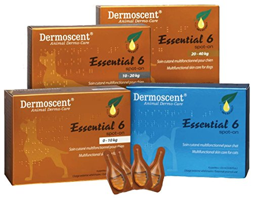 Dermoscent Essential 6 Spot-on - Katze