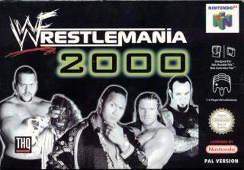 WWF Wrestlemania 2000 [Nintendo 64] …