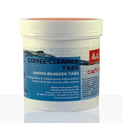 Melitta Cafina Kaffee-Reiniger Tabs 200 x 2g Reinigungs-Tabletten