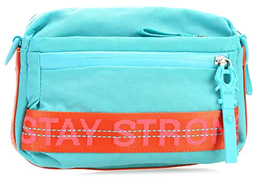 George Gina & Lucy Nylon Roots 2Tone YMA Aqua Pumpkin Strong