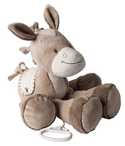Nattou Spieluhr, Mädchen und Jungen, 28 cm, beige - Noa das Pferd