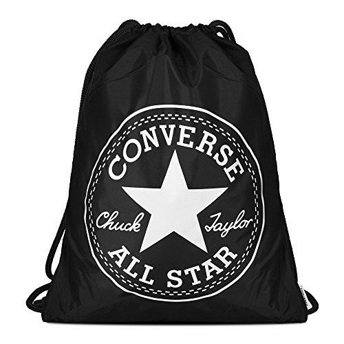 Converse Gym Sack 10005428 Schwarz 001