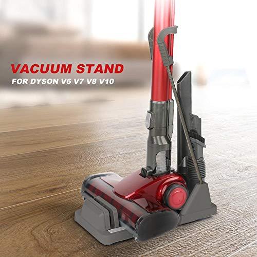 Juman634 Vacuum Universal Cleaner Storage Stand Free Punch Organizer für Dyson V6 V7 V8 V10 Staubsauger Free Stanzen