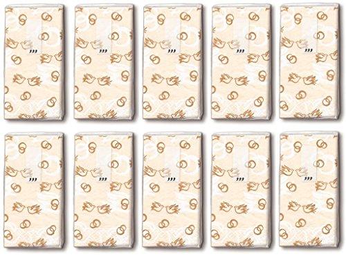 100 Motiv Taschentücher