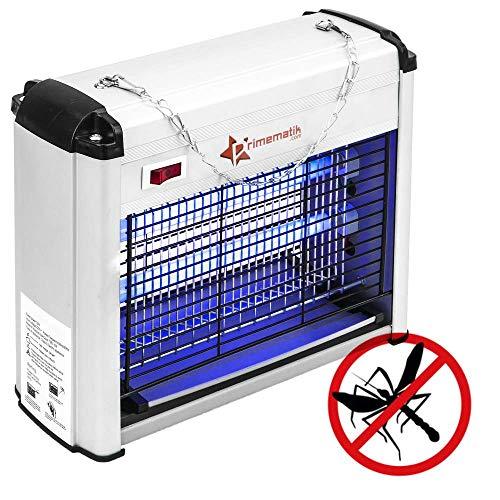 PrimeMatik - Insektenkiller Insektenvernichter Lampe Insektenlampe fliegen fenger und Fliegen 12 W