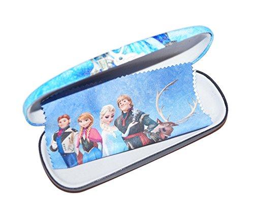 süßes Brillenetui für Kinder   Eiskönigin inkl Microfasertuch
