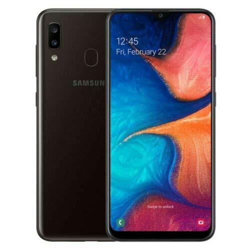Samsung Galaxy A20e Dual SIM 32GB 3GB RAM SM-A202F/DS Schwarz SIM Free